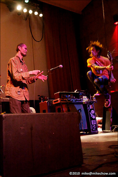 SNFU live at The Rickshaw Theatre, Vancouver BC, October 1, 2010.