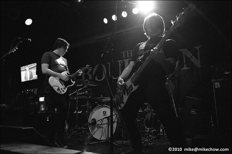 Bang Bang, You're Dead live at The Bourbon, Vancouver BC, March 5, 2010.