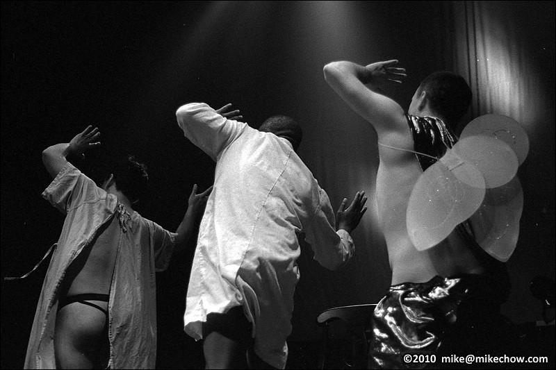 The Shimmy Shake Showdown 2010, The Rickshaw Theatre, Vancouver BC, January 22, 2010.