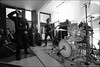 Baptists live at The Interurban Art Gallery, Vancouver BC, October 13, 2012.