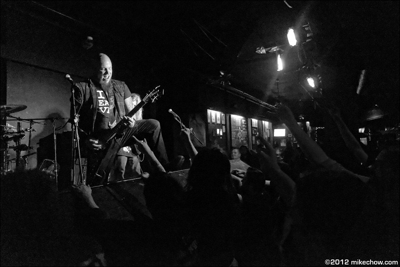 Dead Asylum live at Funky Winkerbean's, Vancouver BC, December 21, 2012.