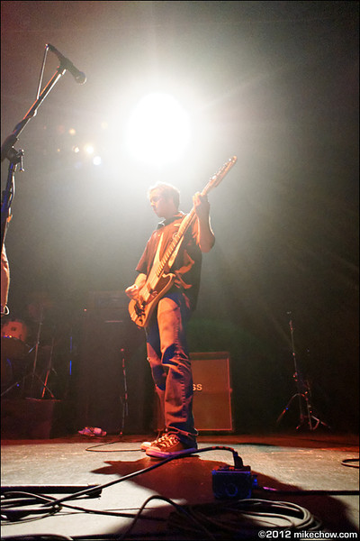 The Stockers live at The Rickshaw Theatre, Vancouver BC, August 4, 2012.