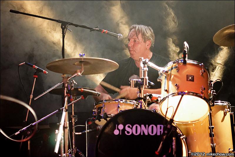 69 Guns live at The Rickshaw Theatre, Vancouver BC, August 4, 2012.