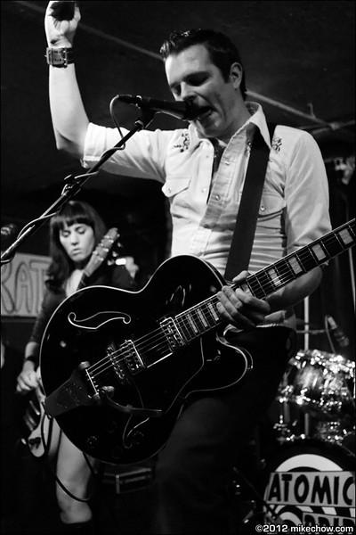 Atomic Bride live at The Funhouse, Seattle WA, April 1, 2012.