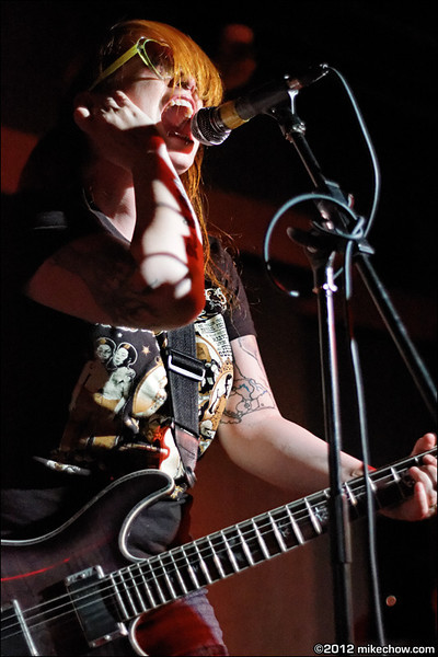 Kill Matilda live at Funky's, Vancouver BC, September 29, 2012.