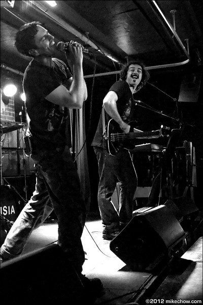 Amusia live at The Electric Owl, Vancouver BC, November 17, 2012.