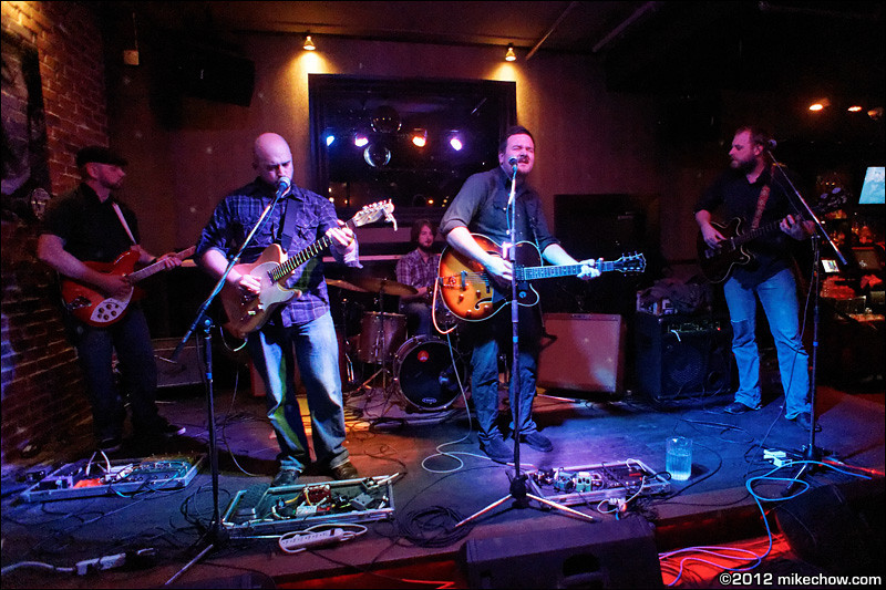 My Dearest Friends live at Whiskey Dix, Vancouver BC, February 25, 2012.