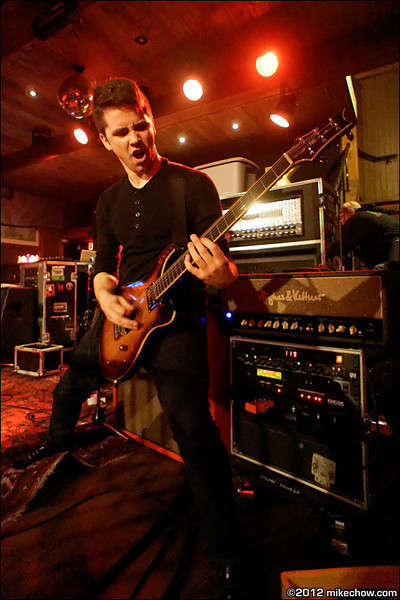 It's Criminal live at Joe's Apartment, Vancouver BC, February 17, 2012.