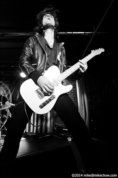 Calabrese live at The Electric Owl, Vancouver BC, January 25, 2014.