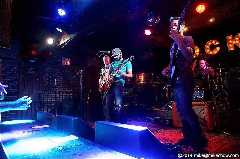Lions and Liars live at Joe's Apartment, Vancouver BC, May 10, 2014.