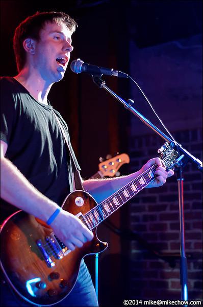 Queen Cobra live at Joe's Apartment, Vancouver BC, May 10, 2014.