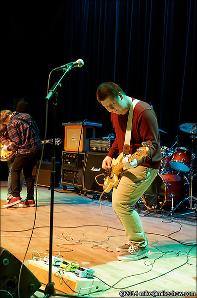 The Reprise live at the Inlet Theatre, Port Moody, BC. March 1, 2014.