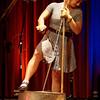 The Crow Quill Night Owls, Miz Kitty's Parlour Fall Follies, Alberta Rose Theater, Portland, OR, October 11, 2014.