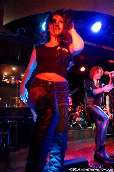 Strip live at Joe's Apartment, Vancouver BC, June 14, 2014.