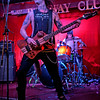 The Toxiks live at The Railway Club, Vancouver BC, August 3, 2014.