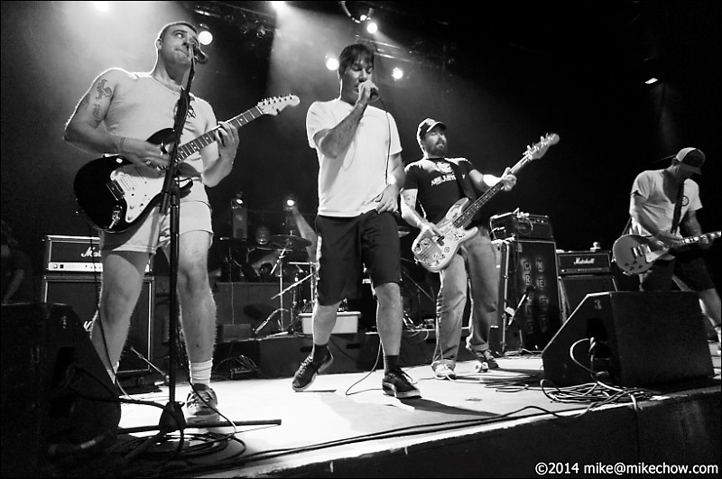Guttermouth live at The Rickshaw Theatre, Vancouver BC, March 14, 2014