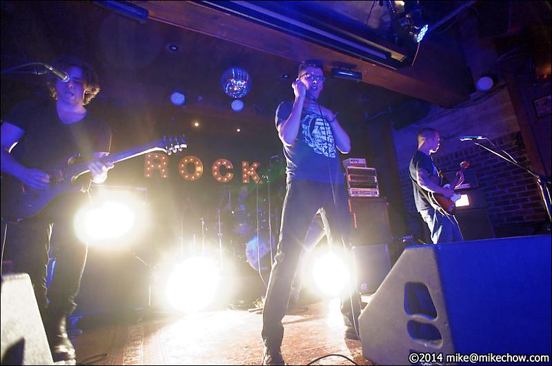 Tenant live at Joe's Apartment, June 27, 2014.