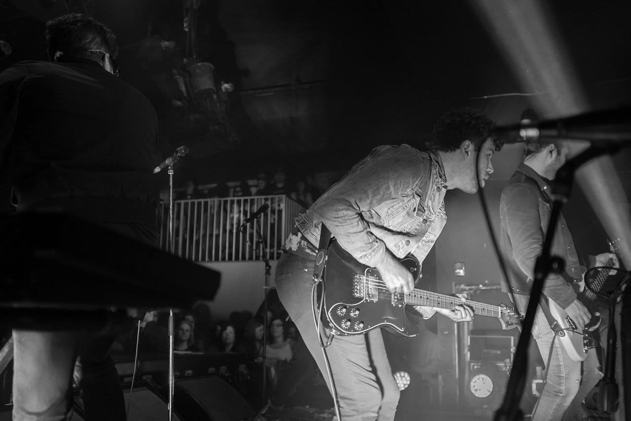Arkells - Sugar Nightclub - 02.21-2015