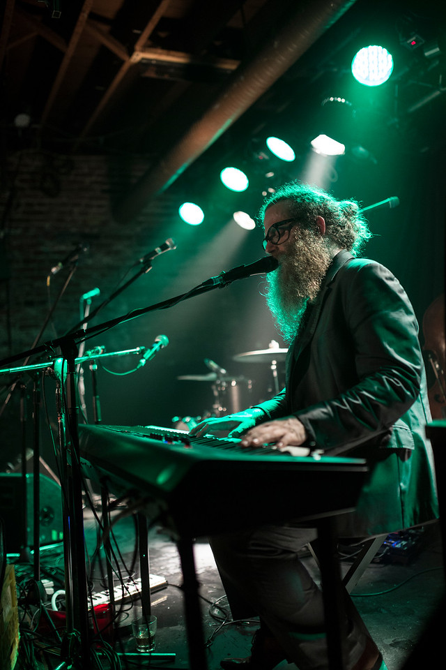 Ben Caplan & The Casual Smokers - 10.28.2015