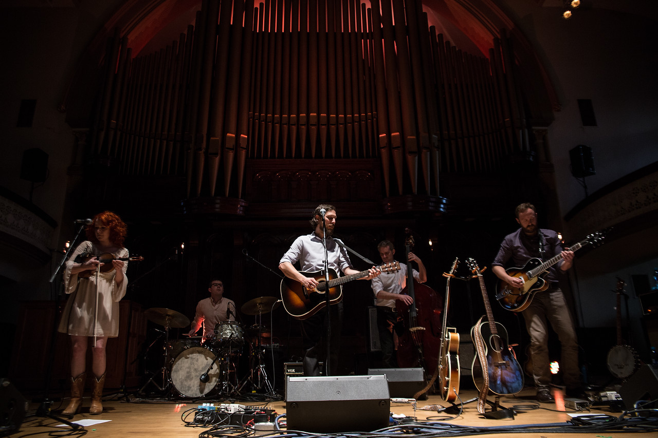Great Lake Swimmers w/ The Weather Station at Alix Goolden Hall June 3 , 2015