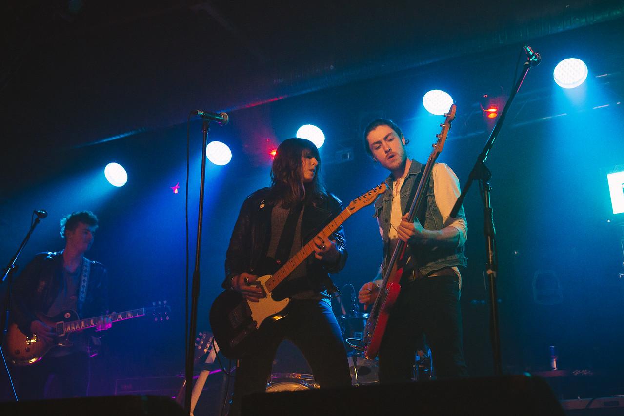 The Mohrs - Lucky Bar - 03.24.2015