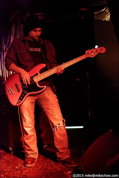 Axiom live at Hindenburg, Vancouver BC, November 20, 2015.
