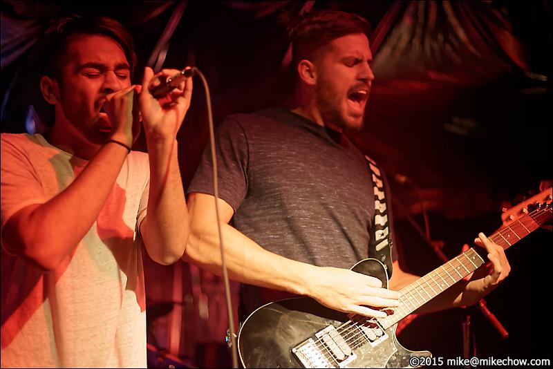 Strip the Silence live at Hindenburg, Vancouver BC, November 20, 2015.