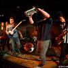 No Island live at The Media Club, Vancouver BC, April 25, 2015.