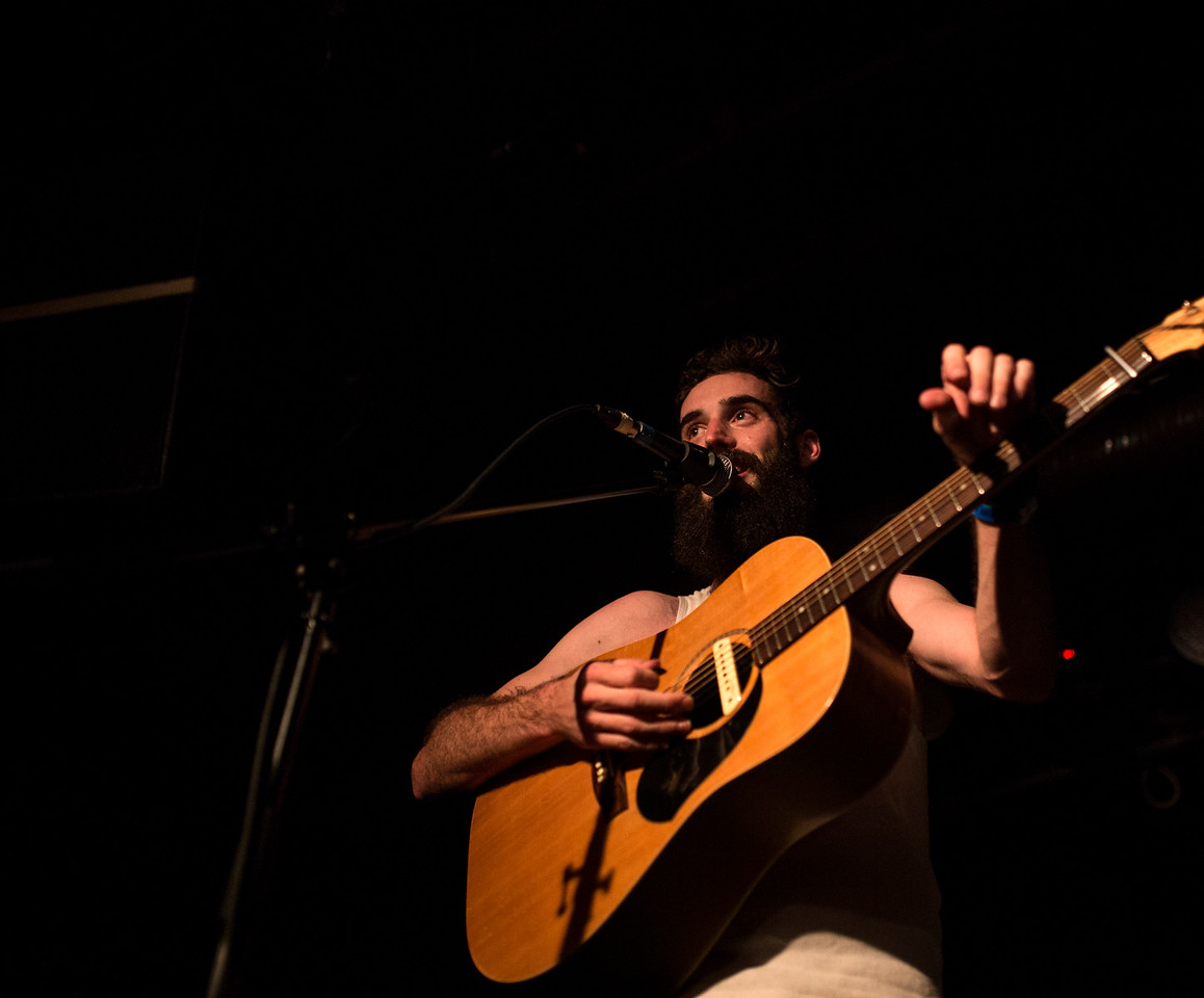 The River and the Road w/ Okisollo Sound Lucky Bar-June 6 2015