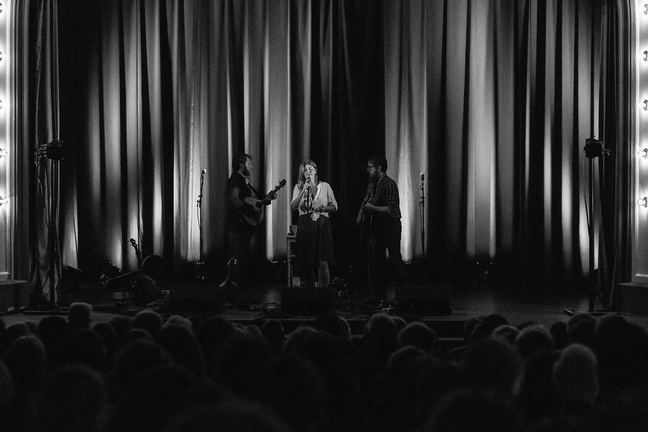 The Once - St. Ann's Auditorium - 03.30.2015