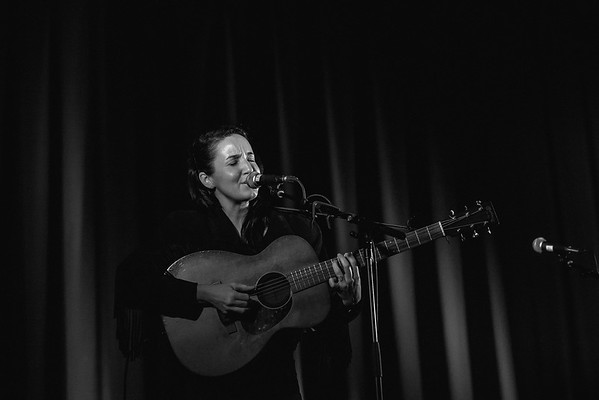 Sarah McDougall & The Once - 03.30.2015