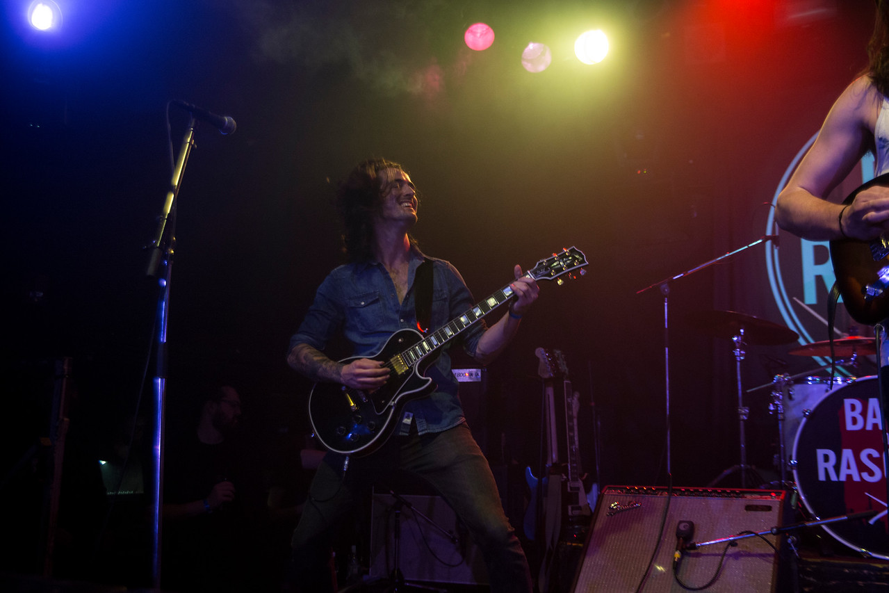 Band of Rascals/w Stinging Belle and Malahat SUGAR 04/01/2016