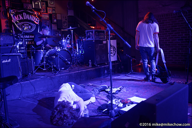 Switch to Black live at Studio Records, Vancouver BC, November 5, 2016.