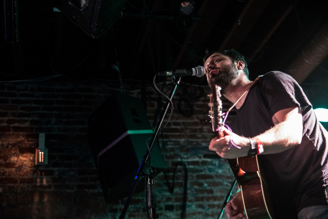 Mike Edel w / The Provincial Archive and Kirsten Ludwig /Lucky 04/16/2016