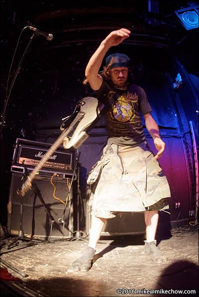 Ninjaspy live at Hindenburg, Vancouver BC, June 10, 2016.