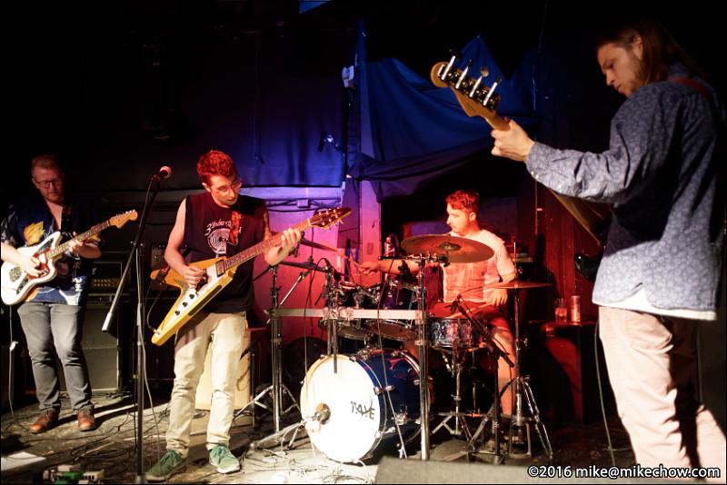 Lambsbreath live at Hindenburg, Vancouver BC, June 10, 2016.