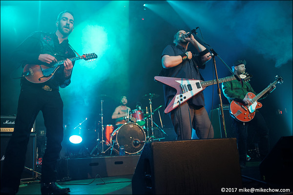 Space Chimp live at The Rickshaw Theatre, Vancouver BC, March 17, 2017.