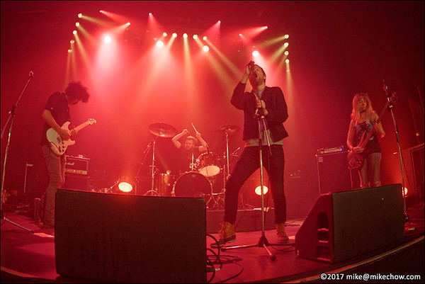 Brass live at The Rickshaw Theatre, Vancouver BC, March 18, 2017.