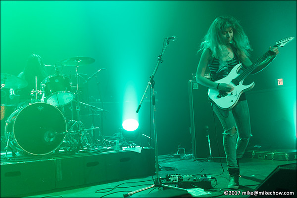 HEDKS live at The Rickshaw Theatre, Vancouver BC, March 18, 2017.
