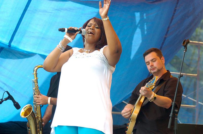 Chicago Blues Festival<br /> June 6, 2008<br /> <br /> Joy Hills
