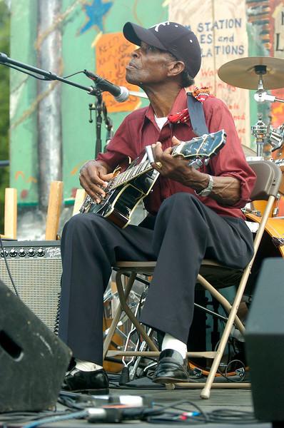 Chicago Blues Festival<br /> June 6, 2008<br /> <br /> LC Ulmer