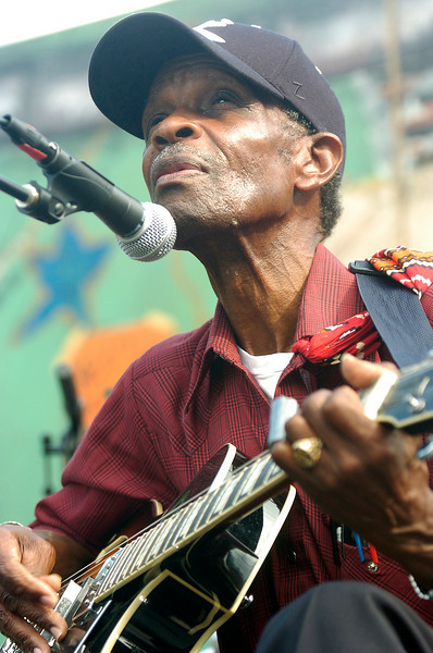 Chicago Blues Festival<br /> June 6, 2008<br /> <br /> LC Ulmer