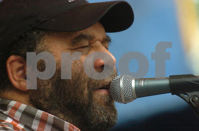 Chicago Blues Festival<br /> June 7, 2008<br /> <br /> Otis Taylor