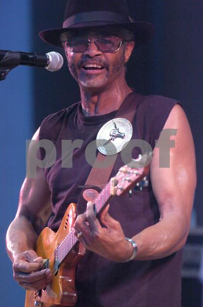Chicago Blues Festival<br /> June 7, 2008<br /> <br /> Theodis Ealey