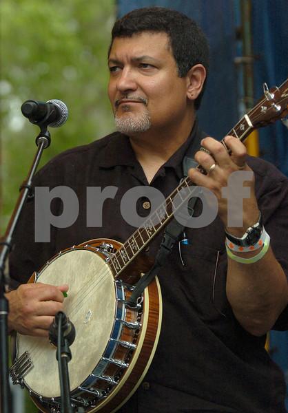Chicago Blues Festival<br /> June 7, 2008<br /> <br /> Don Vappie