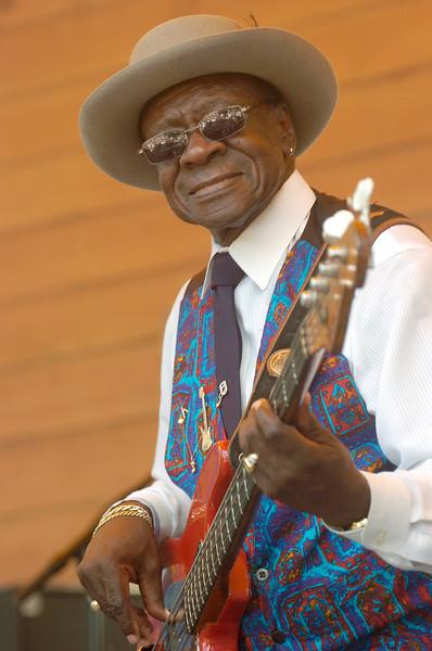 Chicago Blues Festival<br /> June 5, 2008<br /> <br /> Bob Stroger