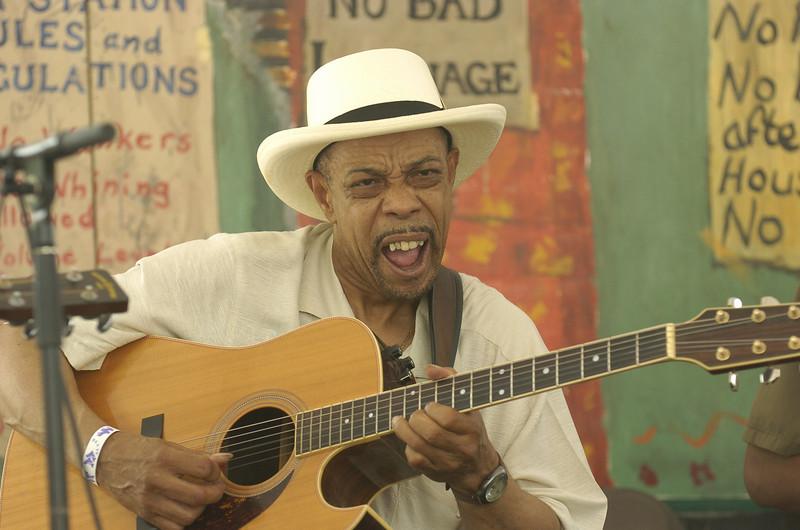 Chicago Blues Festival<br /> June 5, 2008<br /> <br /> John Primer