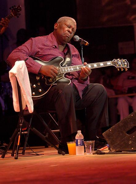 Chicago Blues Festival<br /> June 8, 2008<br /> <br /> BB King