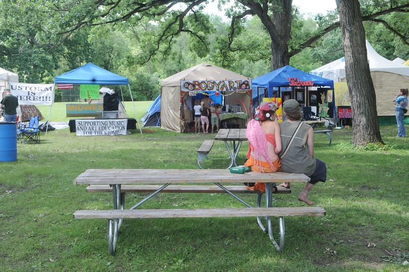 Lazy River Festival 6/29/08<br /> Vasa Park South Elgin, Illinois