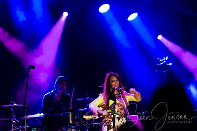 Aura Dione (DK) - Concert Plænen Tivoli